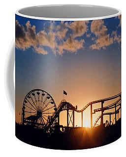 Santa Monica Pier Coffee Mug