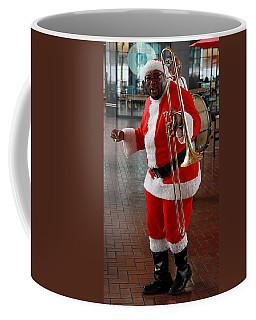 Santa New Orleans Style Coffee Mug