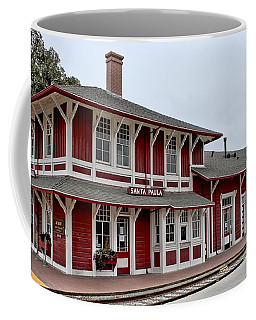 Santa Paula Station Coffee Mug