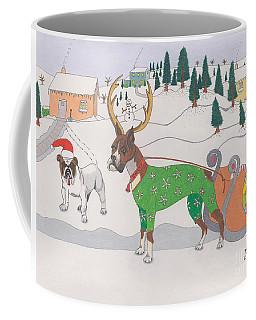 Santas Helpers Coffee Mug