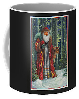 Santa's Journey Coffee Mug