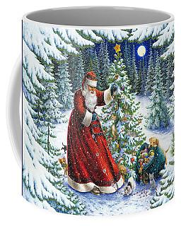 Santa's Little Helpers Coffee Mug