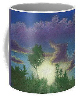 Santee Sunset 02 Coffee Mug