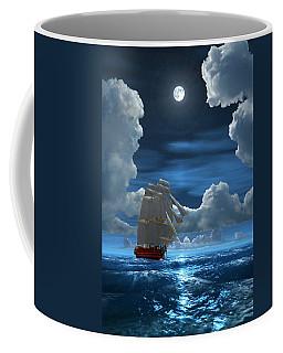 Santisima Trinida In The Moonlight 2 Coffee Mug
