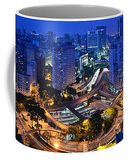 Sao Paulo Skyline - Downtown Coffee Mug