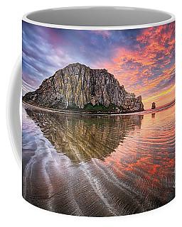 Sapphire Red Coffee Mug
