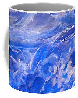 Sapphire Sea Coffee Mug