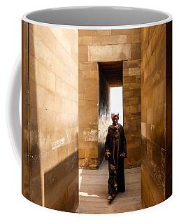 Saqqara Temple Coffee Mug