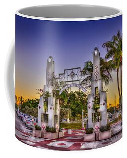 Sarasota Bayfront Coffee Mug by Marvin Spates