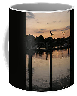 Coffee Mug featuring the photograph Sarasota Sunset by Emmy Marie Vickers