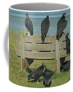 Sarasota Vultures Coffee Mug