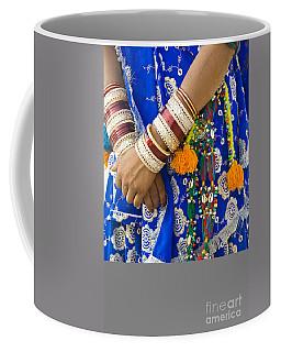 Sari And Bangles, India Coffee Mug