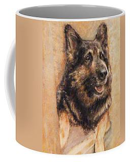 Sasha German Shepherd Coffee Mug
