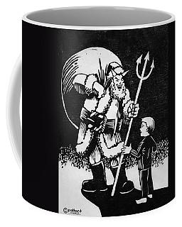 Satan Santa Coffee Mug