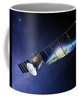 Earth Orbit Photographs Coffee Mugs