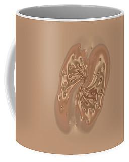 Satin Butterfly Coffee Mug