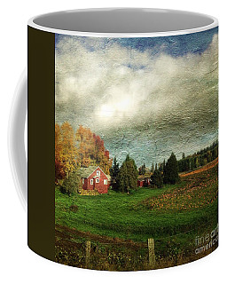 Sauvie Island Farm Coffee Mug