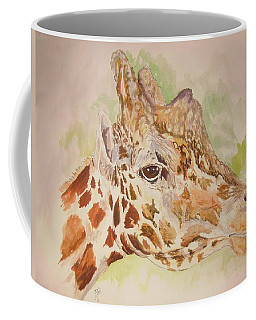Savanna Giraffe Coffee Mug