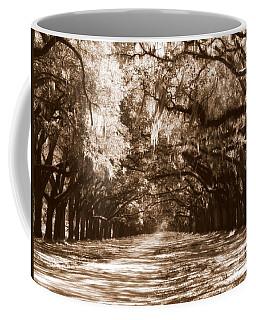 Savannah Sepia - The Old South Coffee Mug