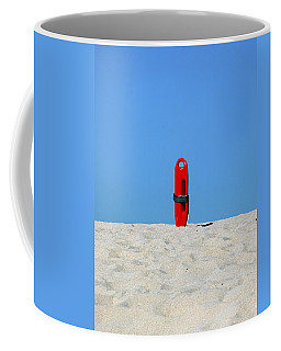 Save Me Coffee Mug by Joe Schofield
