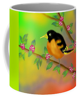 Save My Beautiful World Coffee Mug by Latha Gokuldas Panicker