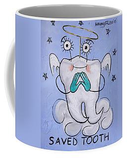 Saved Tooth Coffee Mug