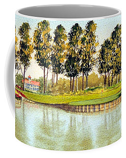 Sawgrass Tpc Golf Course 17th Hole Coffee Mug