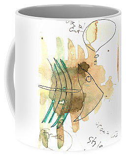 Scaled Back Coffee Mug