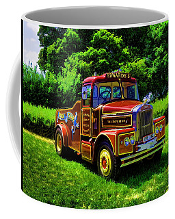 Scammell Highwayman - Color Coffee Mug