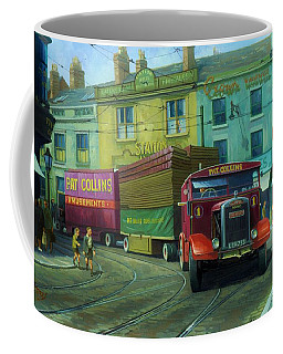 Scammell Showtrac Coffee Mug