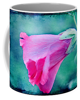 Scarlet Mallow Coffee Mug