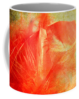 Scarlet On Vintage Coffee Mug