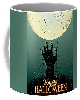 Scary Halloween Coffee Mug