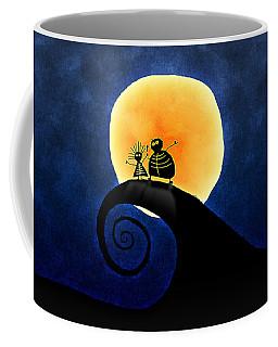 Scary Moonlight Coffee Mug