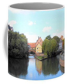 Scenic Nuremberg Coffee Mug by Kay Gilley