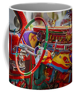 Scharfs Bomb Cadi Ultima Suprema Deluxa Interior Graffiti Coffee Mug