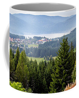 Schluchsee In The Black Forest Coffee Mug
