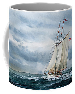 Schooner Adventuress Coffee Mug
