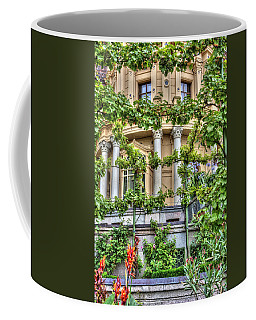 Schwerin Castle Windows. Coffee Mug