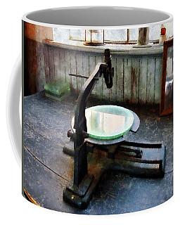Scientist - Old-fashioned Microscope Coffee Mug