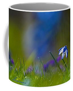 Scilla Siberica Coffee Mug