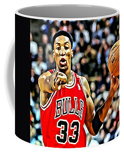 Scottie Pippen Coffee Mug