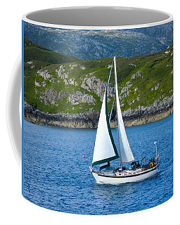 Scottish Sails Coffee Mug