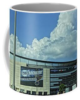 Scottrade Center Home Of The St Louis Blues Coffee Mug