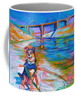 Scout The River Guard Coffee Mug