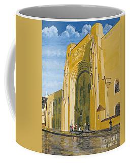 Scranton Cultural Center At Masonic Temple Coffee Mug