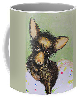 Scrapper Coffee Mug by Jeanne Fischer