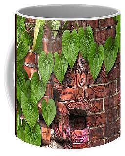Screaming Wall Coffee Mug