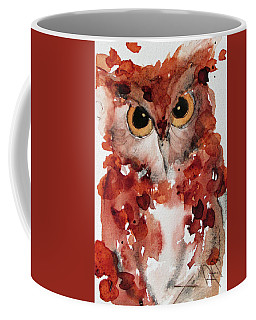 Screech Coffee Mug