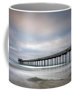 Scripps Pier Wide -lrg Print Coffee Mug